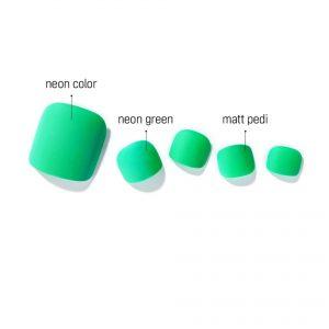 MDR835P NEON GREEN [PEDI] (