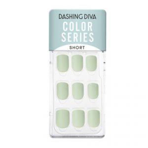 Dashing Diva Magic Press Nails (Mani) -MDR903SS Urban Mint