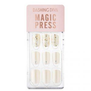Dashing Diva Magic Press Nails (Mani) – MWK091 Classy Satin